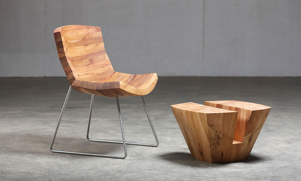Evolution In Wood Design Chairs